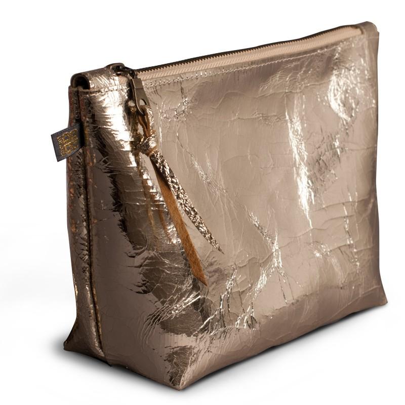 MULTI BAG - gold shiny